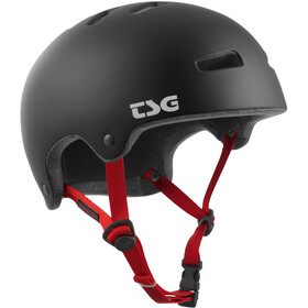 TSG Superlight Solid Color casco per bici nero